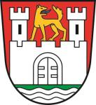 Aufkleber Wolfsburg Wappen