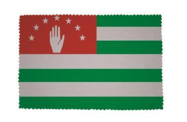 Glasreinigungstuch Abchasien