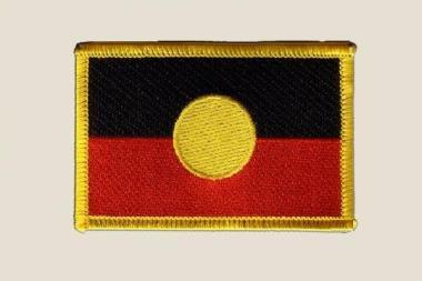 Aufnäher Aborigines