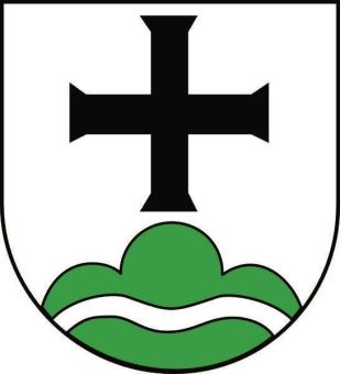 Aufkleber Achberg Wappen