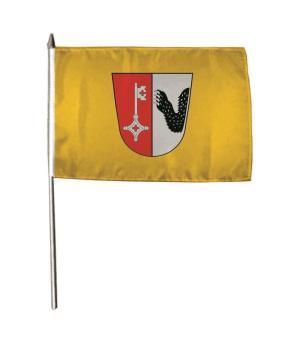 Stockflagge Achim 30 x 45 cm