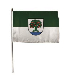 Stockflagge Affalterbach 30 x 45 cm