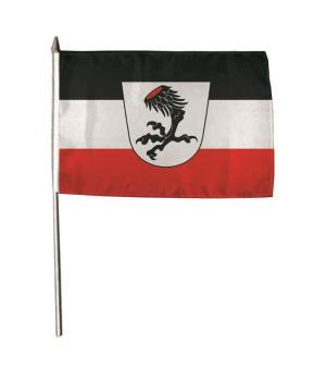 Stockflagge Aindling 30 x 45 cm