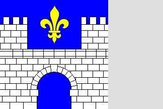 Flagge Aire-la-Ville