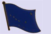 Pin Alaska 20 x 17 mm
