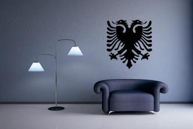 Wandtattoo Albanien Adler