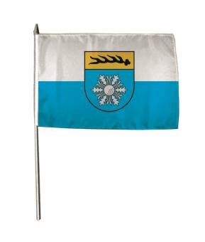 Stockflagge Albstadt 30 x 45 cm