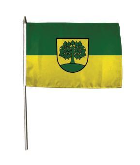 Stockflagge Aldingen 30 x 45 cm