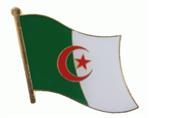 Pin Algerien 20 x 17 cm