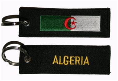 Schlüsselanhänger Algerien