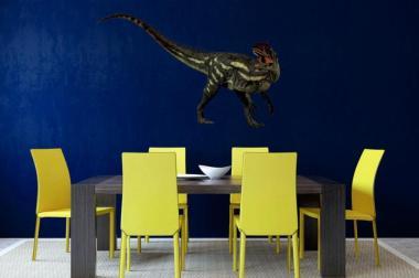 Wandtattoo Allosaurus Color 1