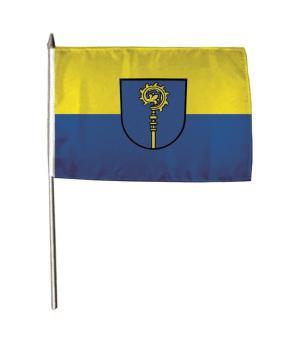 Stockflagge Alpirsbach 30 x 45 cm