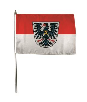 Stockflagge Altenstadt 30 x 45 cm