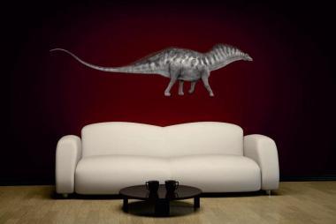 Wandtattoo Amargasaurus Color