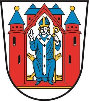 Aufkleber Aschaffenburg Wappen