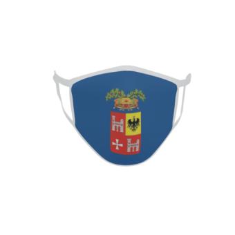 Gesichtsmaske Behelfsmaske Mundschutz Ascoli-Piceno Provinz
