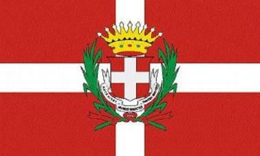 Flagge Asti