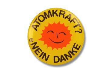 Pin Atomkraft - Nein Danke!