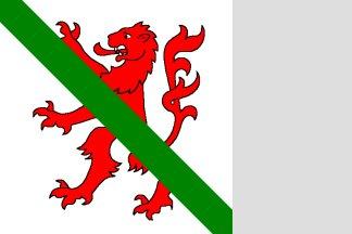 Flagge Attalens