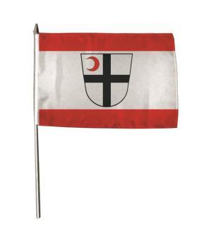 Stockflagge Attendorn 30 x 45 cm