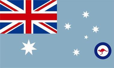 Fahne Australien Airforce 90 x 150 cm