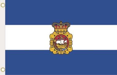 Fahne Avilés Stadt Spanien 90 x 150 cm