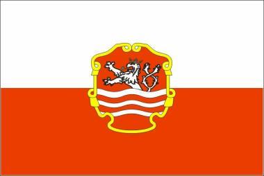 Flagge Bad Karlsbad (Tschechien)