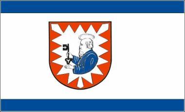 Flagge Bad Oldesloe