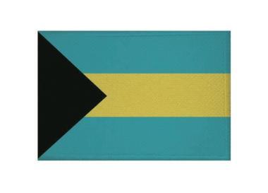 Aufnäher Patch Bahamas 9 x 6 cm