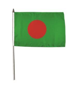 Stockflagge Bangladesh 30 x 45 cm
