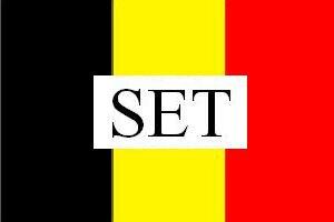 Nationalset Belgien