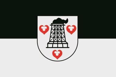 Flagge Bitterfeld Wolfen OT Greppin
