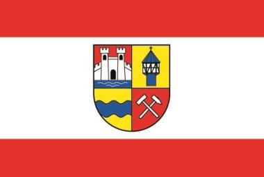 Flagge Bördeaue