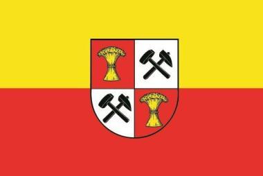 Flagge Bördeland