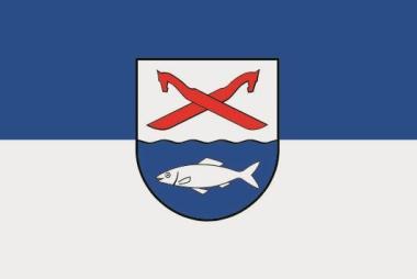 Flagge Börgerende - Rethwisch