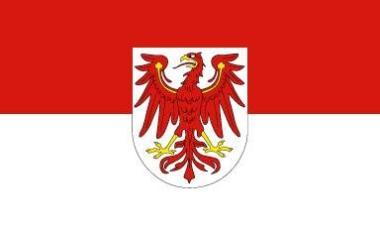 Fahne Brandenburg 90 x 150 cm