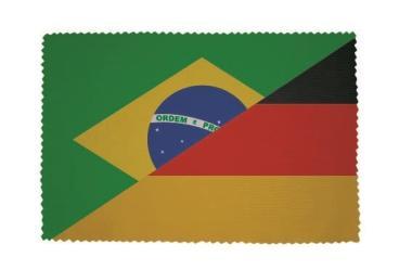 Glasreinigungstuch Brasilien - Deutschland
