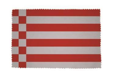 Glasreinigungstuch Bremen Speckflagge