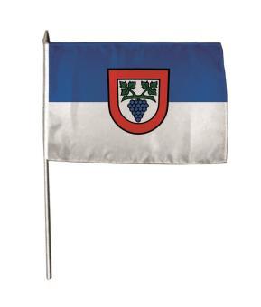 Stockflagge Büsingen am Hochrhein 30 x 45 cm