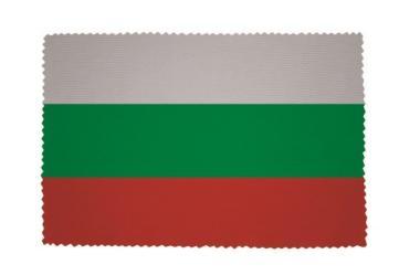 Glasreinigungstuch Bulgarien