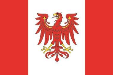 Flagge Burg Stargard
