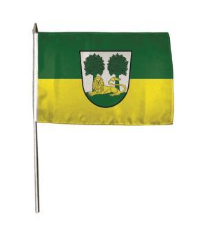 Stockflagge Burgdorf 30 x 45 cm