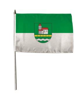 Stockflagge Calberlah 30 x 45 cm