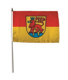 Stockflagge Calw 30 x 45 cm