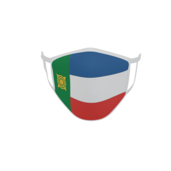 Flagge Chakassien