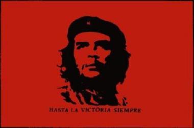 Flagge Che Guevara