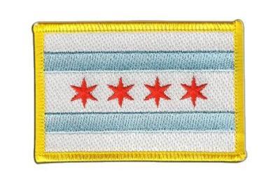 Aufnäher Chicago
