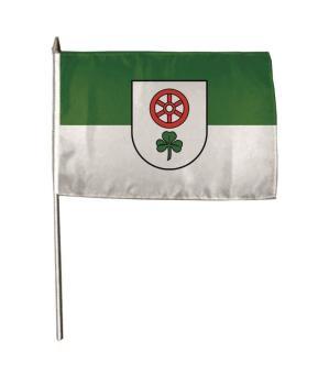 Stockflagge Cleebronn 30 x 45 cm