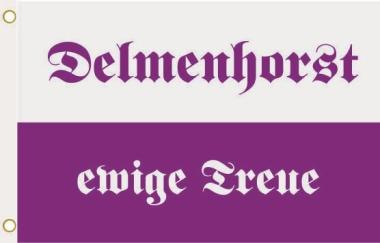 Fahne Delmenhorst ewige Treue 90 x 150 cm