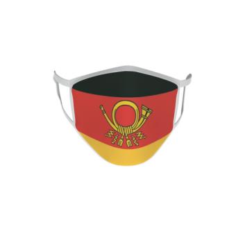 Gesichtsmaske Behelfsmaske Mundschutz Deutsche Post